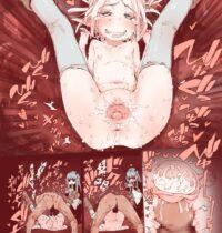 【エロ同人誌】ロリ魔女の魔力で暴走したショタ弟子に激しく犯される美少女ロリエルフ。デカマラを激しく突かれてイキまくり連続中出しイチャラブセックスしてアヘ顔絶頂【オリジナル】